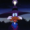 cheez-darkwing light bulb