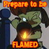 cheez-prepare to be flamed icon