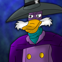 Darkwing by sweetkat22