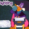 cheez-dw writing text