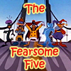 fearsome five bridge text