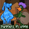 licky bushy partners in crime text