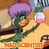 mad scientist text